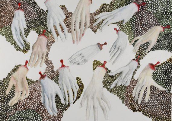 La danse des mains perdues